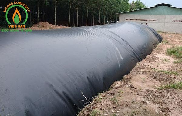 be biogas nhua hdpe
