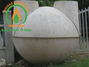 be biogas composite chat luong hcm