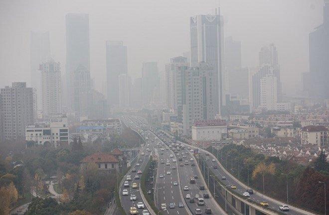 Biểu hiện ô nhiễm môi trường