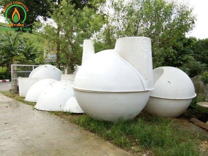 hầm bể biogas hộ gia đình chất lượng