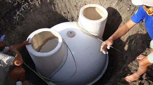 thi công hầm bể biogas trong chăn nuôi