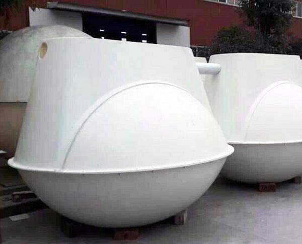sơ đồ thiết kế hầm bể biogas