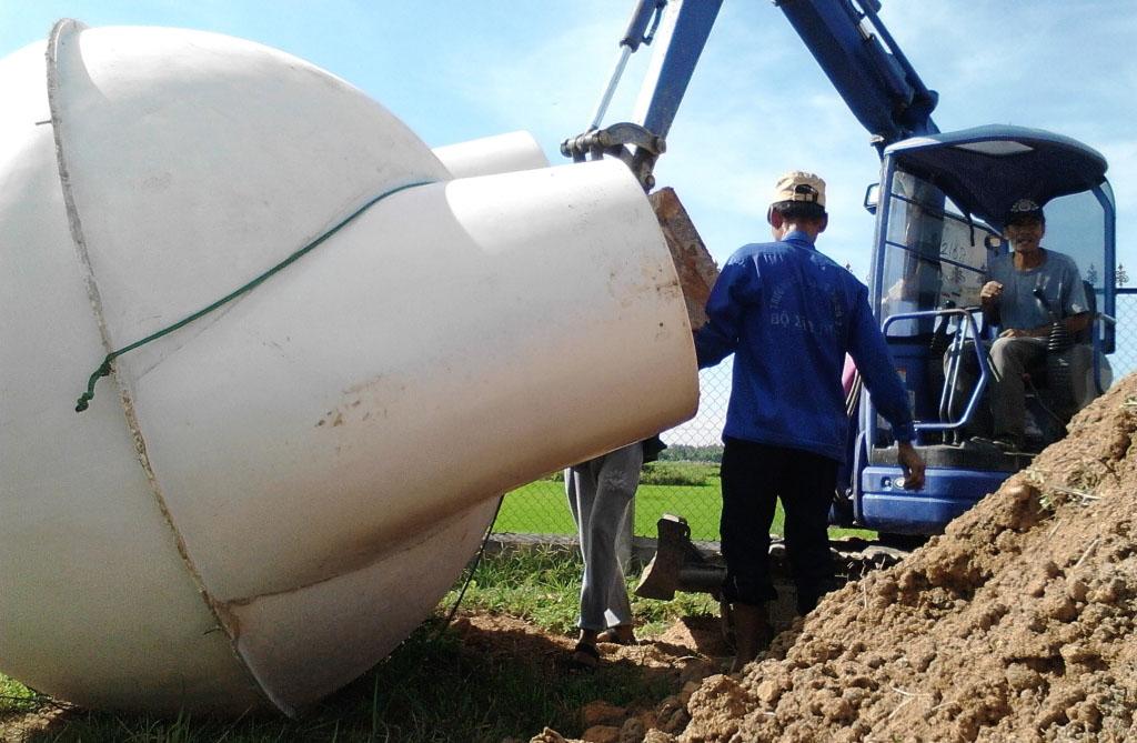 khí biogas